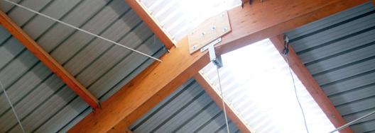 Abbund für Ihr Dach